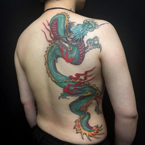 dragontattoo40