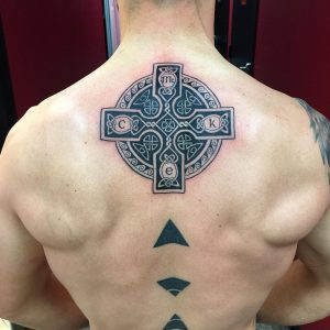 CelticCrossTattoo41