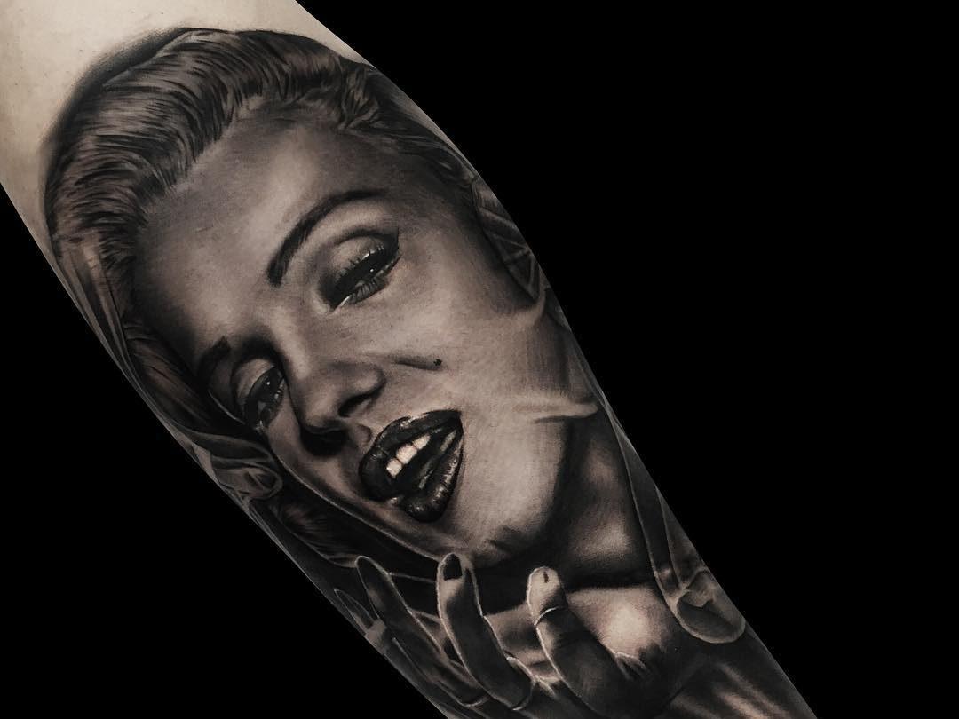 80 Classy Marilyn Monroe Tattoo Designs - The Inspirational Icon