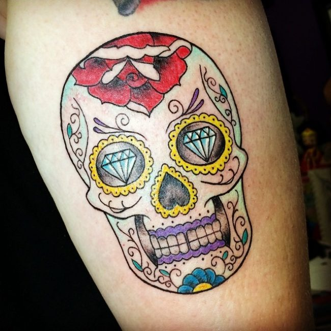 SugarSkullTattoo42