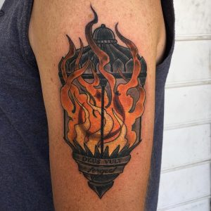 FlameTattoo43