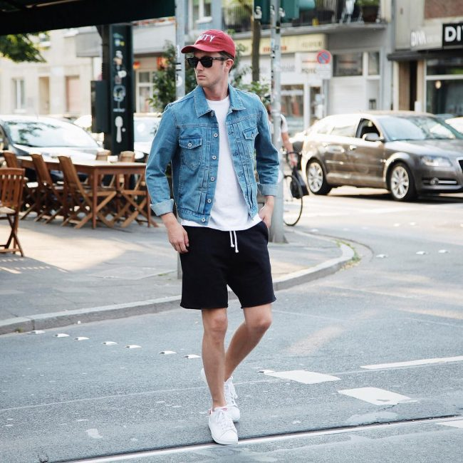 44-jeans-jacket-with-a-short