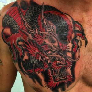dragontattoo45