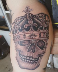 CrownTattoo45
