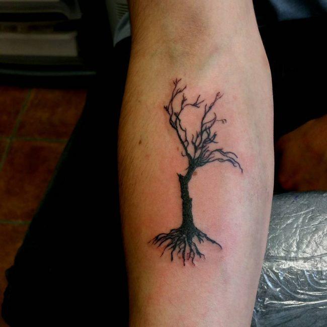 TreeTattoo45