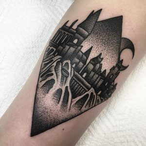 HarryPotterTattoo45