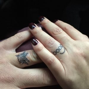 WeddingRingTattoo45