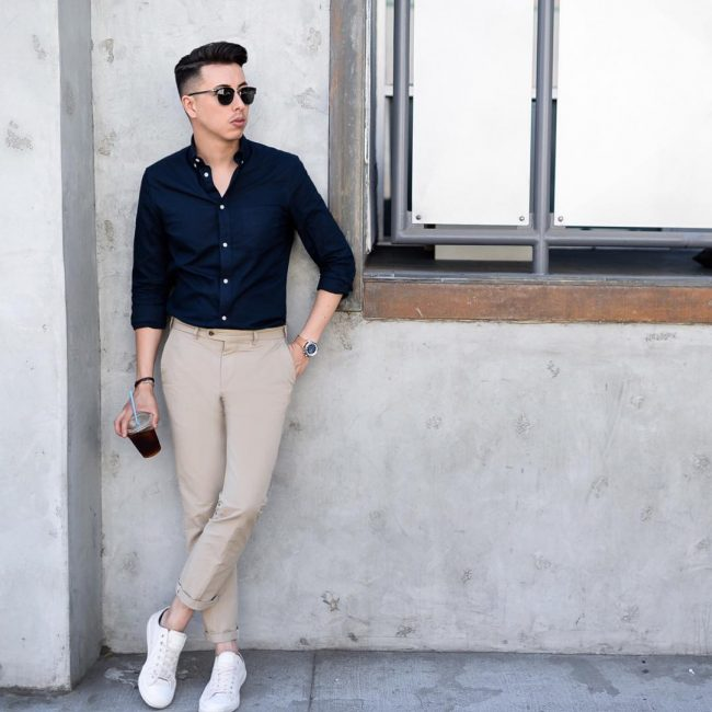 65 Captivating Casual Attire Ideas for Men