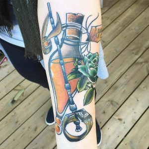 HarryPotterTattoo47