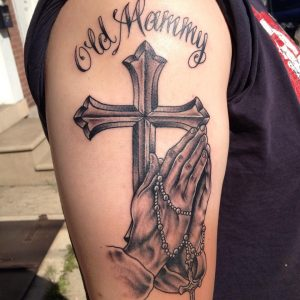PrayingHandsTattoo47