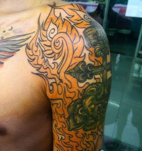 FlameTattoo52