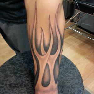 FlameTattoo54