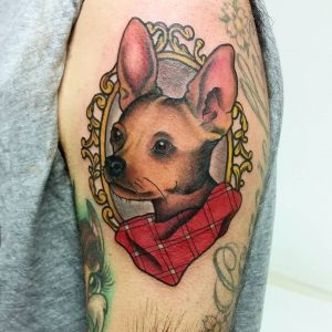 DogTattoo54