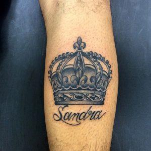 CrownTattoo55