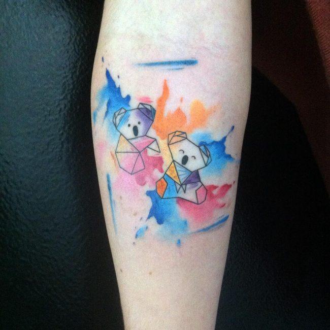 WatercolorTattoo55