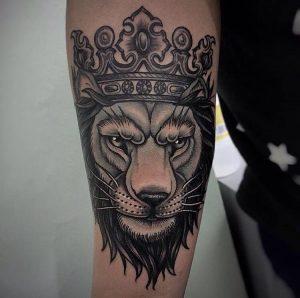 CrownTattoo56