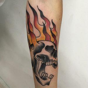 FlameTattoo57