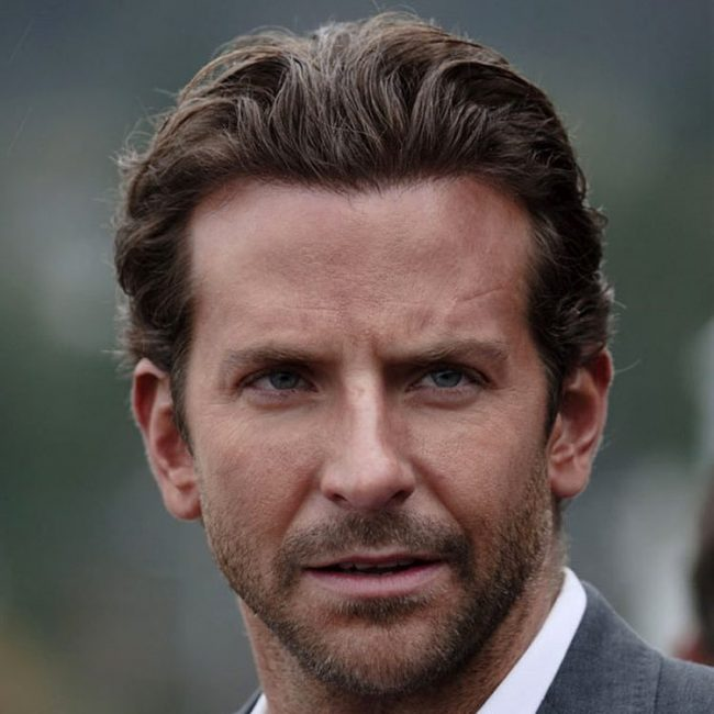 25 Attractive Bradley Cooper Hairstyles