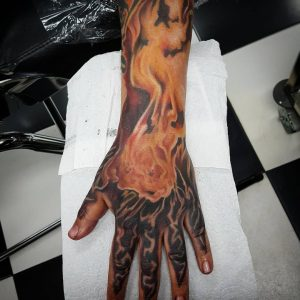 FlameTattoo64