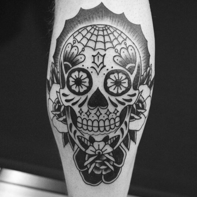 SugarSkullTattoo66