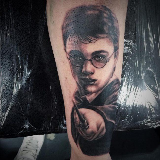 HarryPotterTattoo66