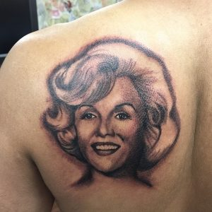 MarilynMonroeTattoo67