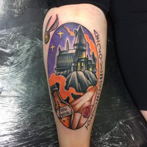 HarryPotterTattoo68