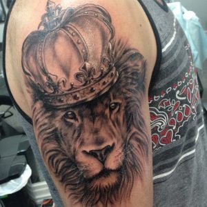 CrownTattoo73