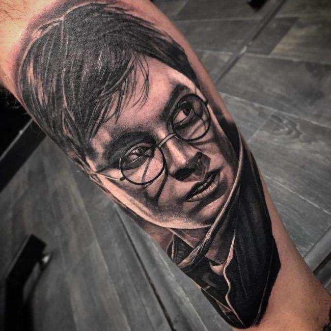HarryPotterTattoo76