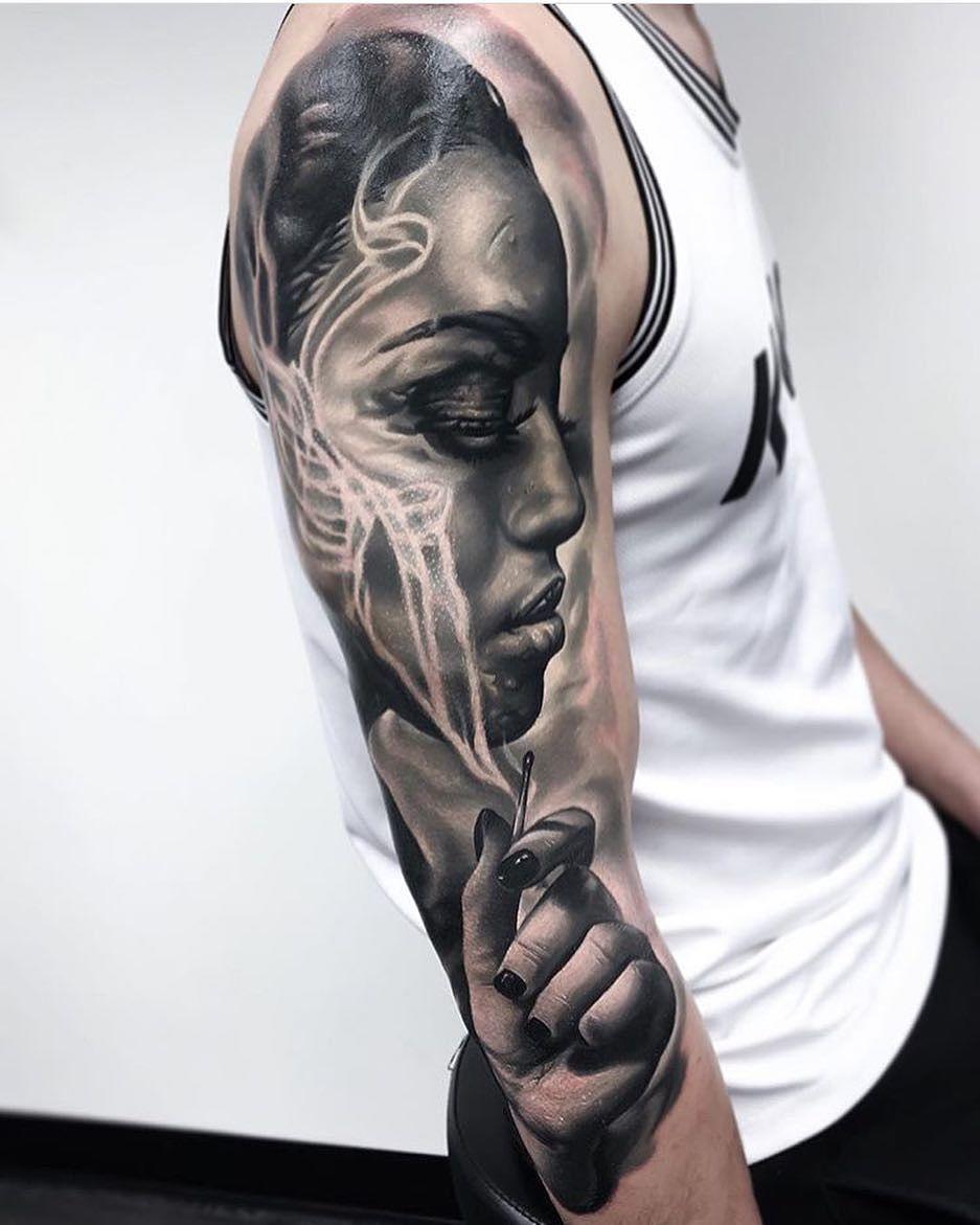 Incredible Sleeve Tattoo: 85 Incredible Full Sleeve Tattoo Ideas