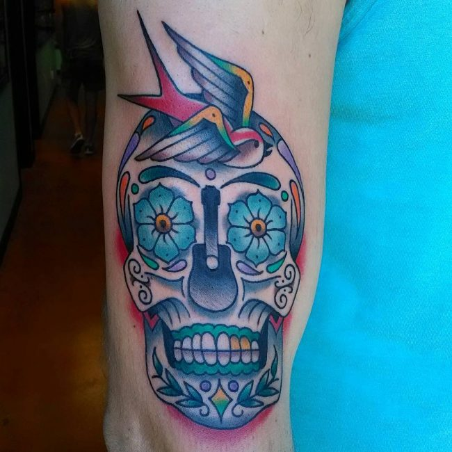 SugarSkullTattoo77