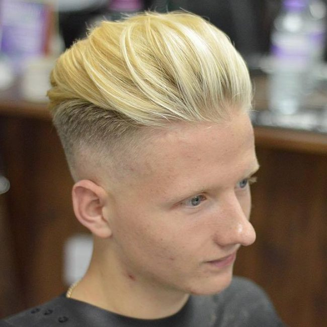 25 Spectacular Edgy Haircut Ideas For Men Clean Amp Classy