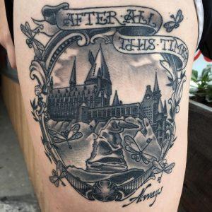 HarryPotterTattoo81