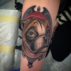 DogTattoo85