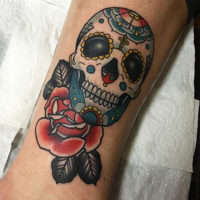 SugarSkullTattoo86