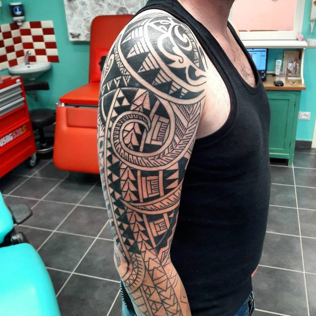 85 Incredible Full Sleeve Tattoo Ideas - Which One is Right For You?