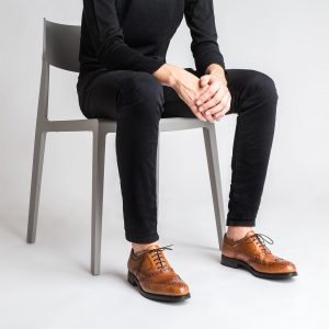 Brown Dress Shoes 37
