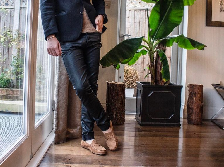 Brown Dress Shoes 40