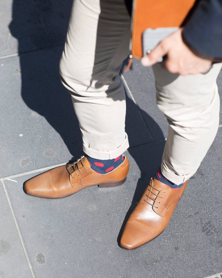 Brown Dress Shoes 47