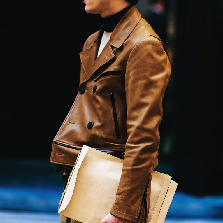 Brown Leather Jackets 26