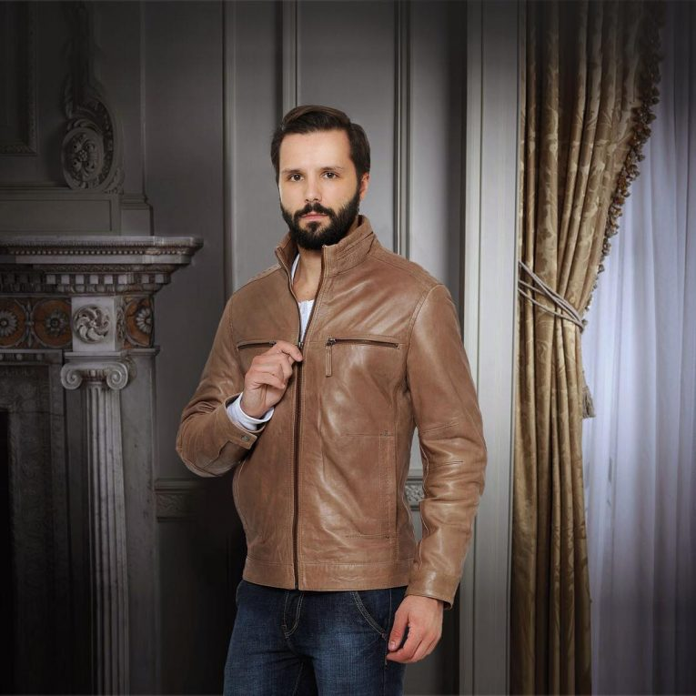 Brown Leather Jackets 27