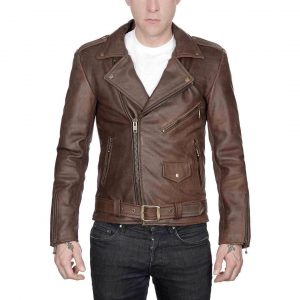 Brown Leather Jackets 33