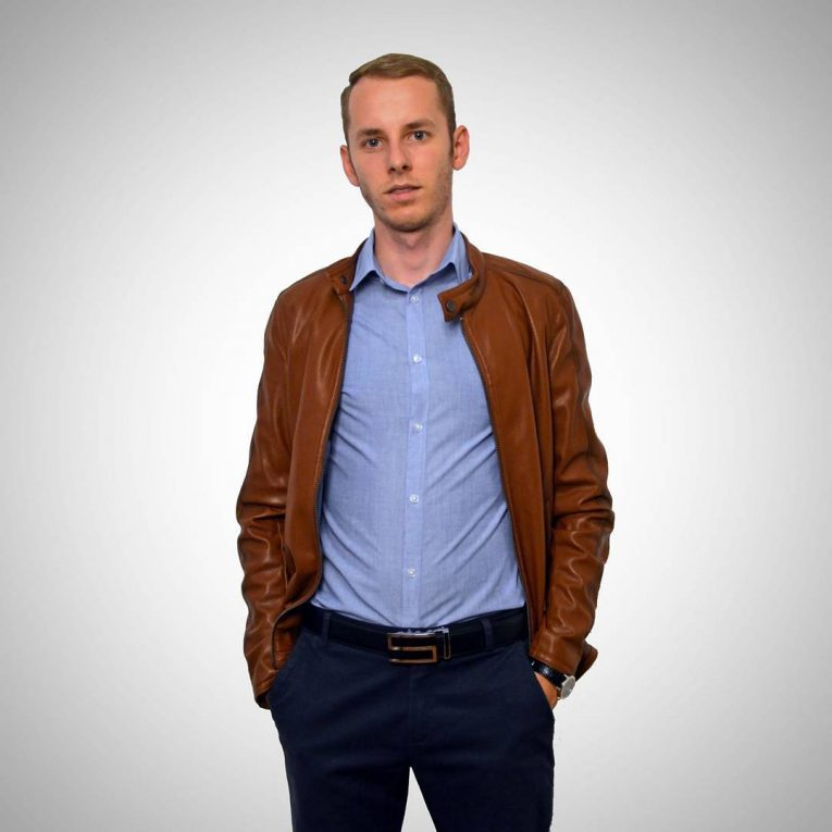 Brown Leather Jackets 38