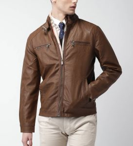 Brown Leather Jackets 41