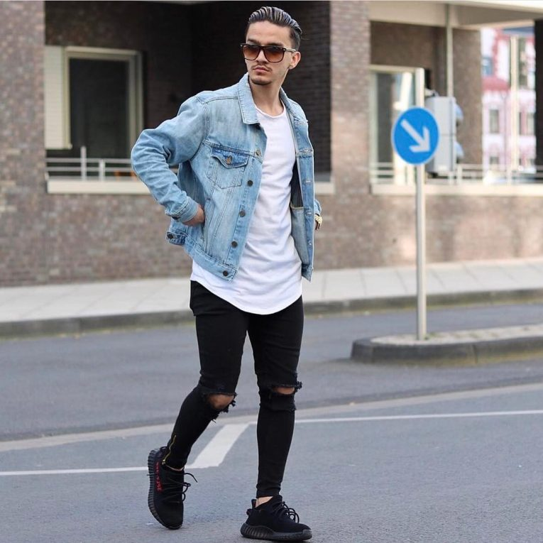 40 Latest Styles Of Men S Denim Jacket Sophistication At Its Best
