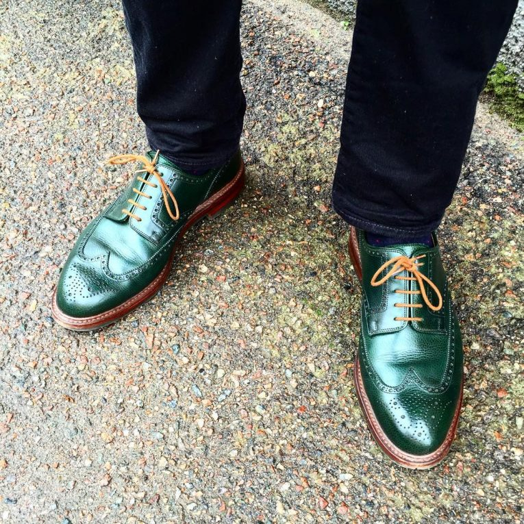 Derby Shoes 10