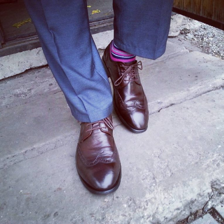 Derby Shoes 12
