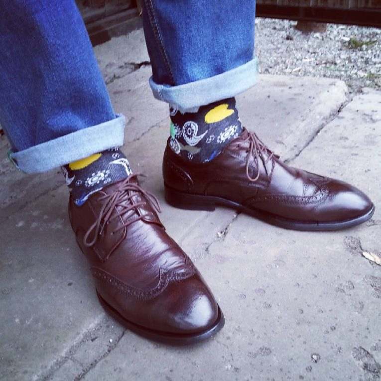 Derby Shoes 7
