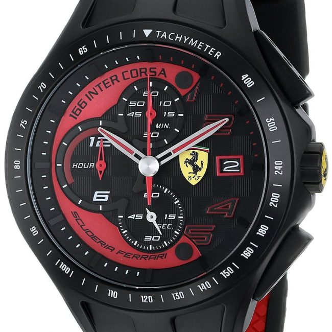 ferrari-mens-0830077-race-day-chronograph-black-rubber-strap-watch