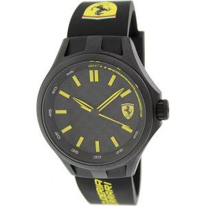 ferrari-mens-0830158-pit-crew-black-sport-watch-watch